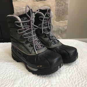 Salomon Scrambler snow boots